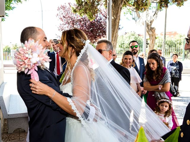 La boda de Virginia y Anibal en Fuenlabrada, Madrid 13