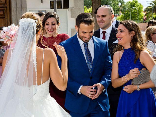 La boda de Virginia y Anibal en Fuenlabrada, Madrid 19