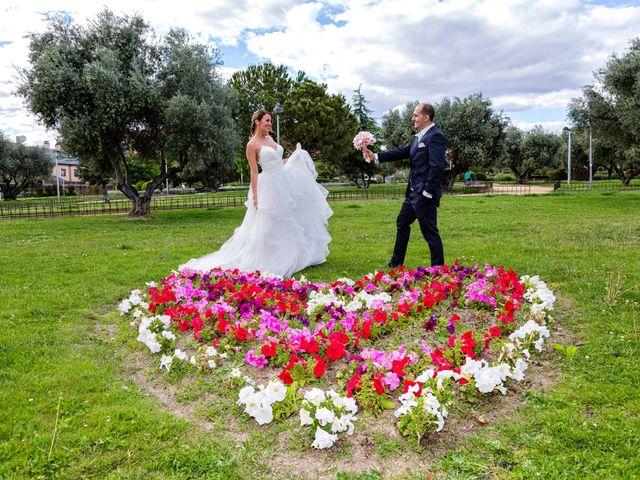 La boda de Virginia y Anibal en Fuenlabrada, Madrid 20