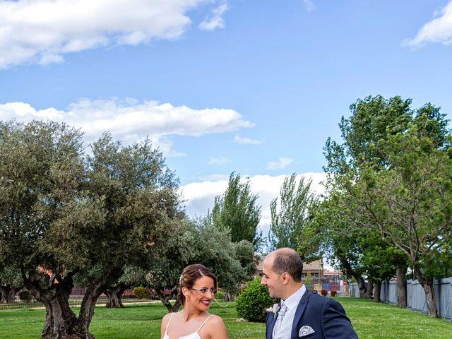 La boda de Virginia y Anibal en Fuenlabrada, Madrid 21