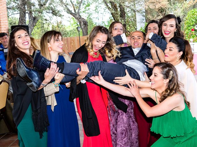 La boda de Virginia y Anibal en Fuenlabrada, Madrid 27