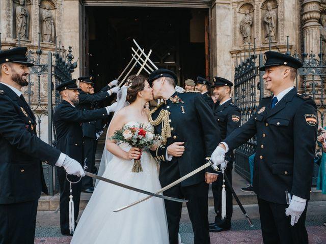 La boda de Julio y Belén
