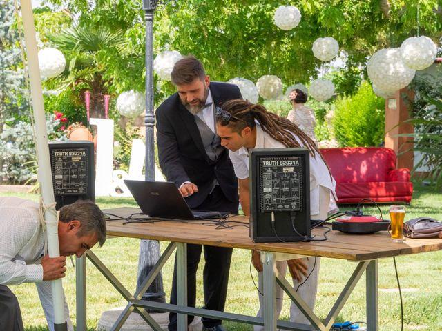 La boda de Javi y Ana en Aranjuez, Madrid 14