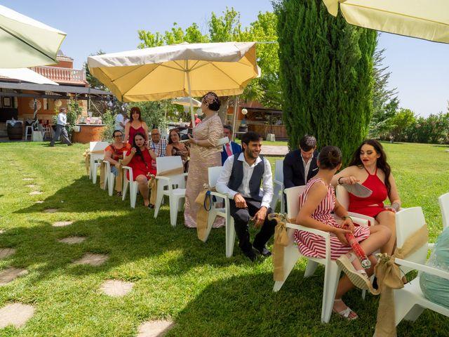 La boda de Javi y Ana en Aranjuez, Madrid 16