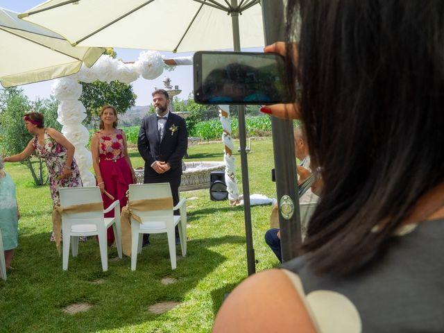 La boda de Javi y Ana en Aranjuez, Madrid 17