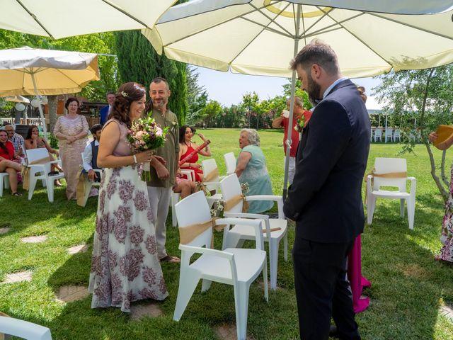 La boda de Javi y Ana en Aranjuez, Madrid 18