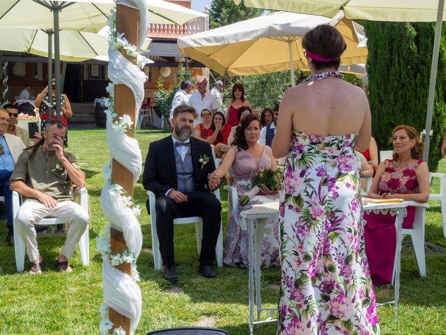 La boda de Javi y Ana en Aranjuez, Madrid 19