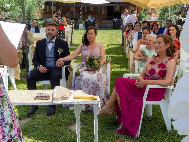 La boda de Javi y Ana en Aranjuez, Madrid 20
