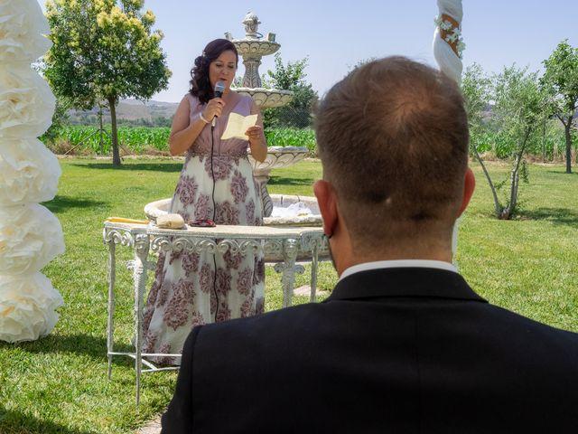 La boda de Javi y Ana en Aranjuez, Madrid 22