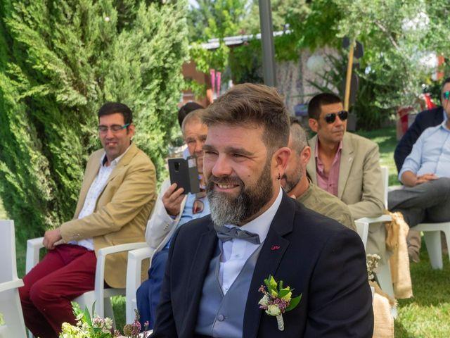 La boda de Javi y Ana en Aranjuez, Madrid 25