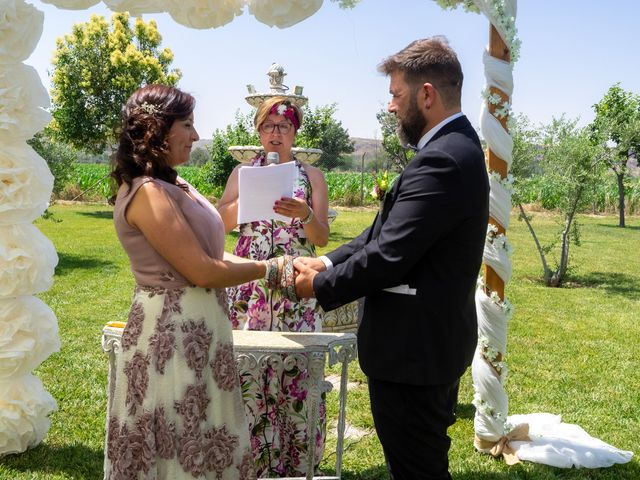 La boda de Javi y Ana en Aranjuez, Madrid 28