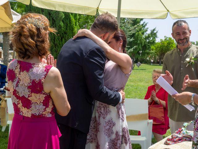 La boda de Javi y Ana en Aranjuez, Madrid 30
