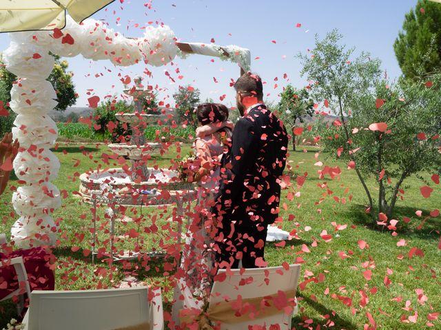 La boda de Javi y Ana en Aranjuez, Madrid 1
