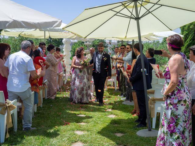 La boda de Javi y Ana en Aranjuez, Madrid 32