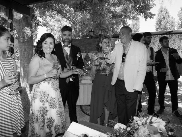 La boda de Javi y Ana en Aranjuez, Madrid 34