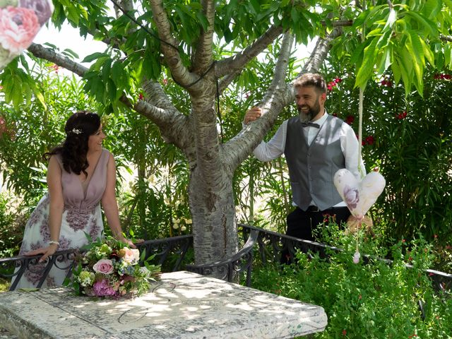 La boda de Javi y Ana en Aranjuez, Madrid 35