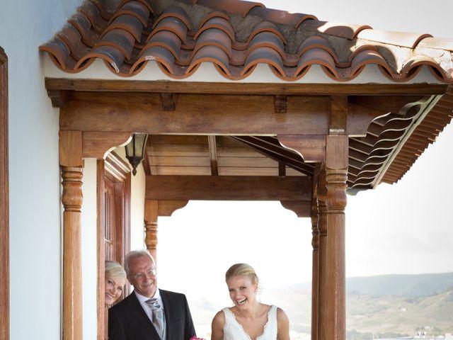 La boda de Jesús y Ruth en Puerto De La Cruz, Santa Cruz de Tenerife 12