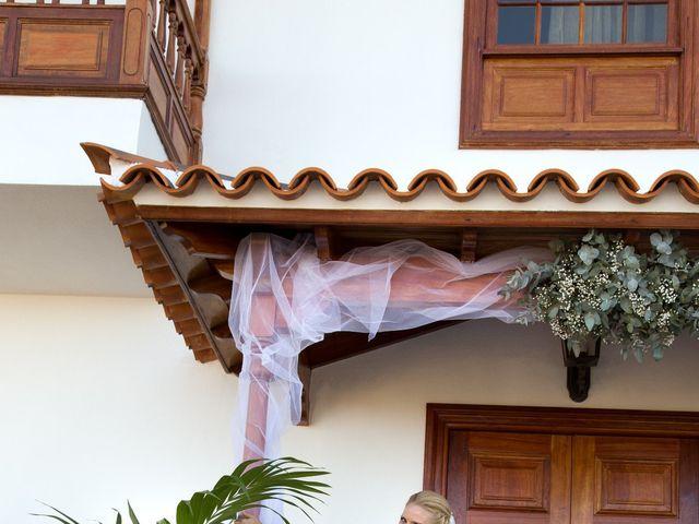 La boda de Jesús y Ruth en Puerto De La Cruz, Santa Cruz de Tenerife 20