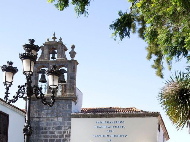La boda de Jesús y Ruth en Puerto De La Cruz, Santa Cruz de Tenerife 39