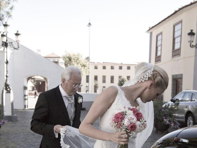 La boda de Jesús y Ruth en Puerto De La Cruz, Santa Cruz de Tenerife 42
