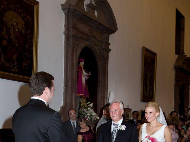 La boda de Jesús y Ruth en Puerto De La Cruz, Santa Cruz de Tenerife 44