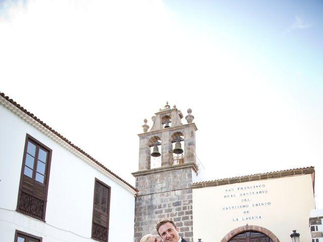 La boda de Jesús y Ruth en Puerto De La Cruz, Santa Cruz de Tenerife 59