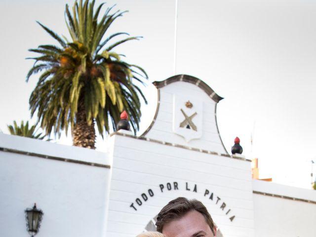 La boda de Jesús y Ruth en Puerto De La Cruz, Santa Cruz de Tenerife 60