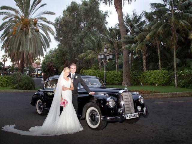 La boda de Jesús y Ruth en Puerto De La Cruz, Santa Cruz de Tenerife 63
