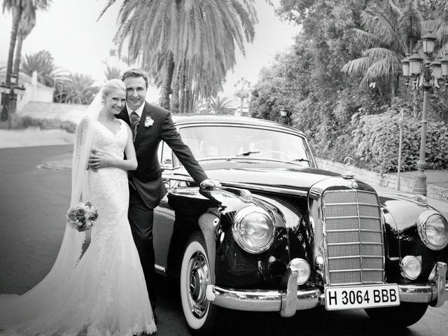 La boda de Jesús y Ruth en Puerto De La Cruz, Santa Cruz de Tenerife 64