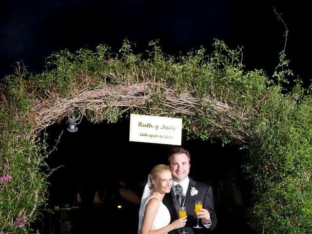 La boda de Jesús y Ruth en Puerto De La Cruz, Santa Cruz de Tenerife 77