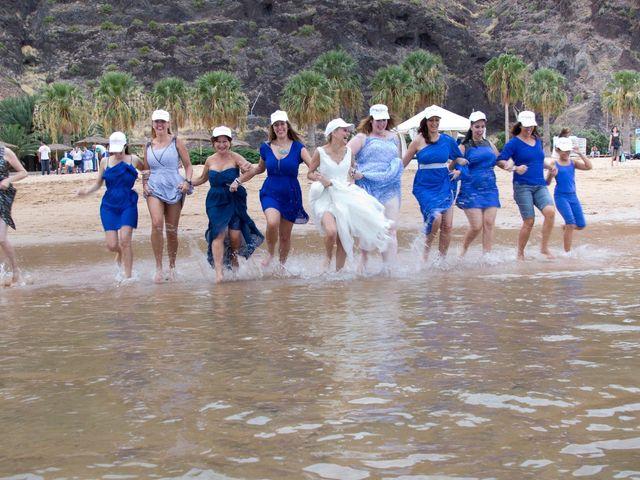 La boda de Jesús y Ruth en Puerto De La Cruz, Santa Cruz de Tenerife 101