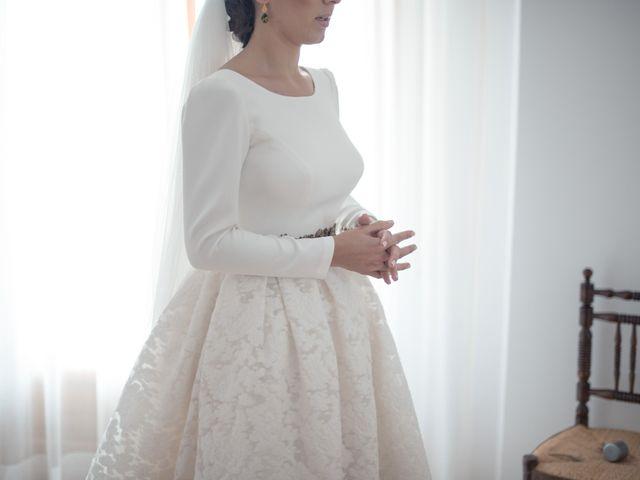 La boda de Jose y Cynthia en Aranjuez, Madrid 11