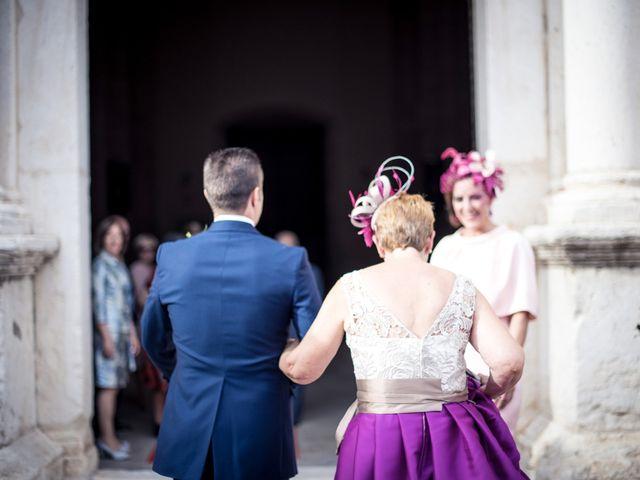 La boda de Jose y Cynthia en Aranjuez, Madrid 24