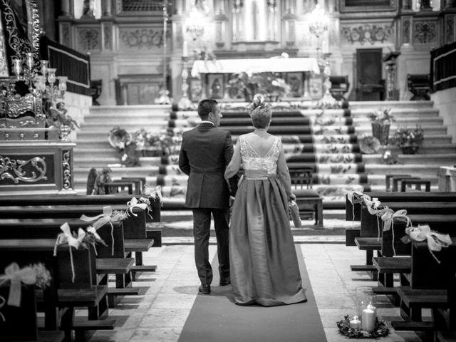 La boda de Jose y Cynthia en Aranjuez, Madrid 25