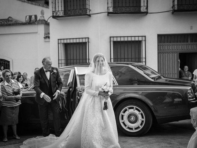 La boda de Jose y Cynthia en Aranjuez, Madrid 28