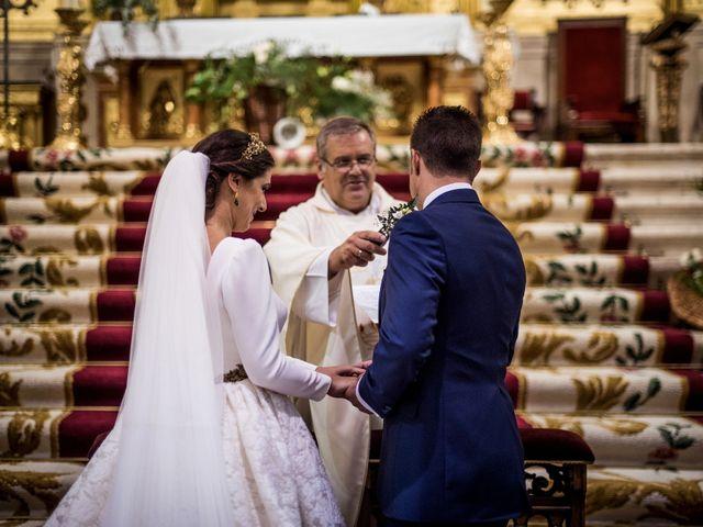 La boda de Jose y Cynthia en Aranjuez, Madrid 35