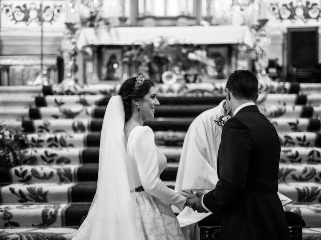 La boda de Jose y Cynthia en Aranjuez, Madrid 36