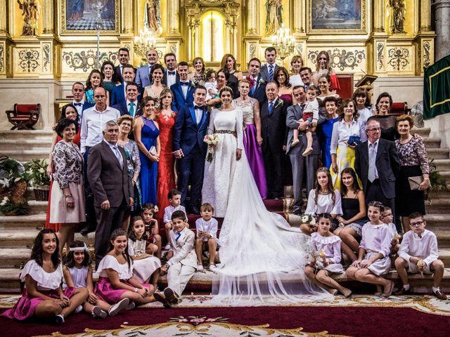 La boda de Jose y Cynthia en Aranjuez, Madrid 39