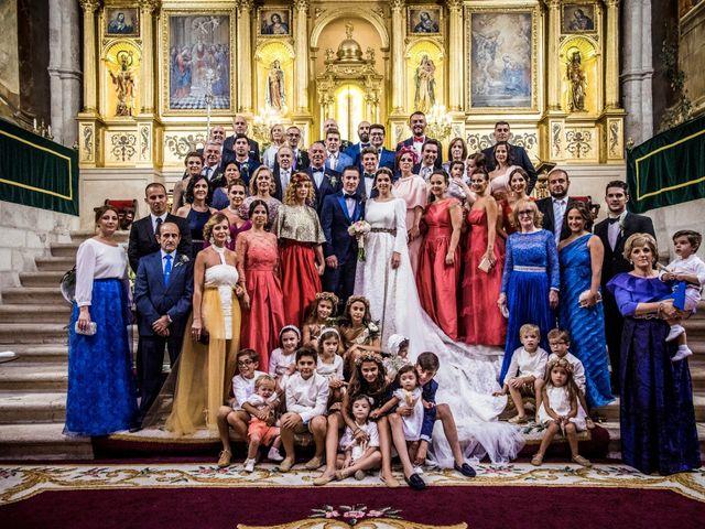 La boda de Jose y Cynthia en Aranjuez, Madrid 40