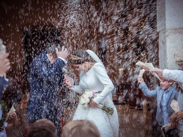 La boda de Jose y Cynthia en Aranjuez, Madrid 42