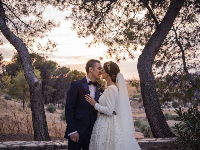 La boda de Jose y Cynthia en Aranjuez, Madrid 44