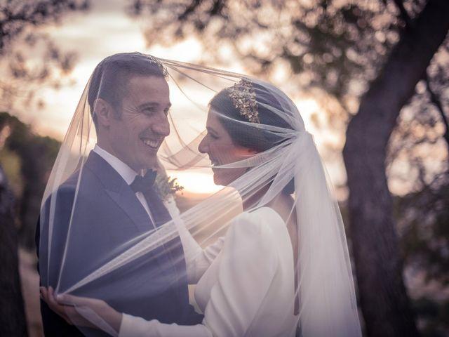 La boda de Jose y Cynthia en Aranjuez, Madrid 45