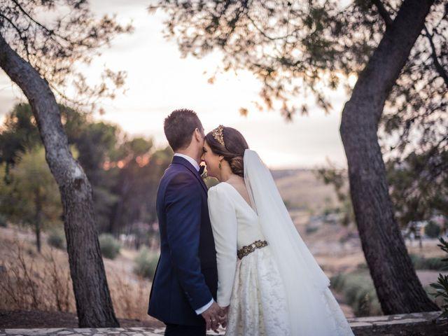 La boda de Jose y Cynthia en Aranjuez, Madrid 47