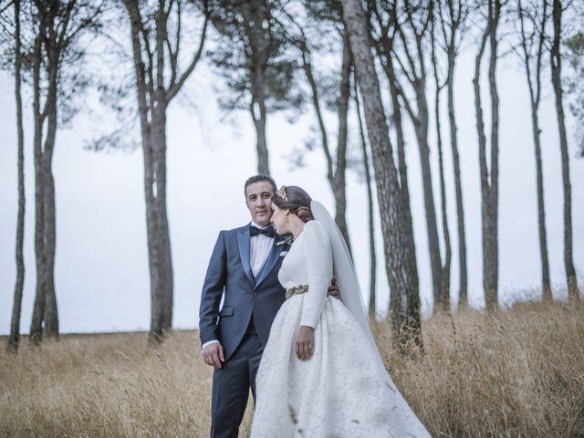 La boda de Jose y Cynthia en Aranjuez, Madrid 49
