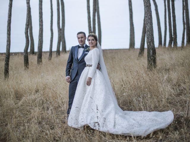 La boda de Jose y Cynthia en Aranjuez, Madrid 50