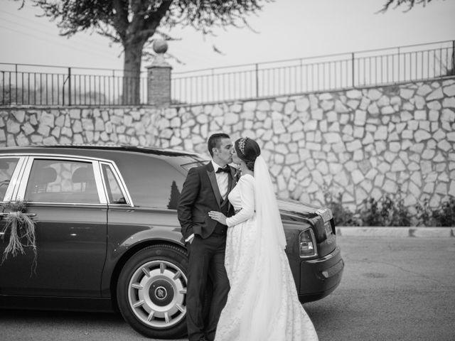 La boda de Jose y Cynthia en Aranjuez, Madrid 51