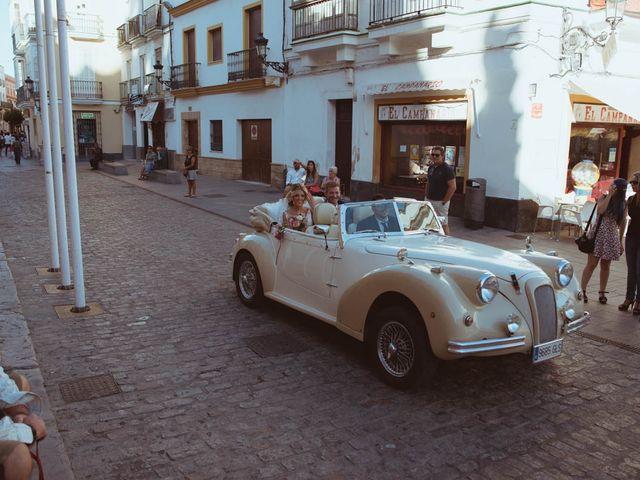 La boda de Abel y Veronica en El Puerto De Santa Maria, Cádiz 10