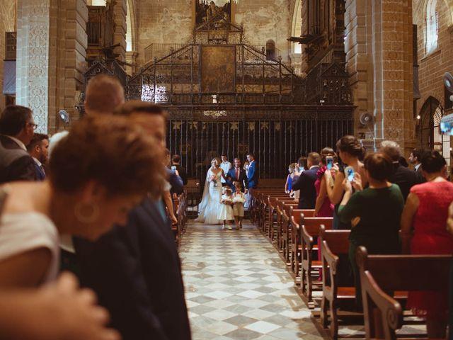 La boda de Abel y Veronica en El Puerto De Santa Maria, Cádiz 11
