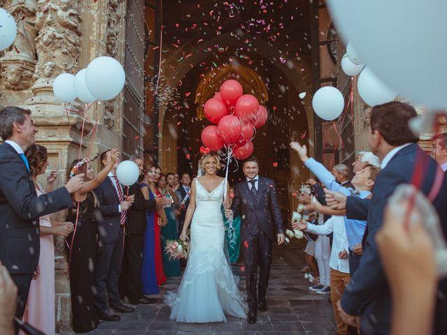 La boda de Abel y Veronica en El Puerto De Santa Maria, Cádiz 13