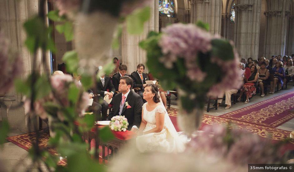 La boda de jacobo y isabel en san sebastian de los reyes - Decoracion san sebastian de los reyes ...